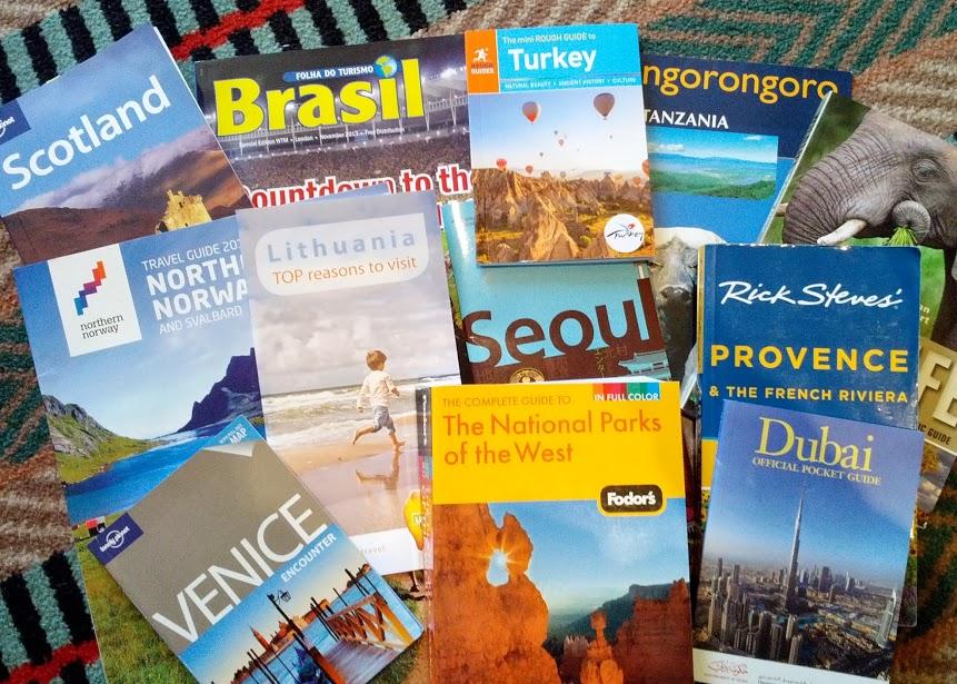Destination Travel Brochures