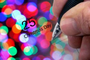 Christmas Holiday - December 24 and 25, 2010 - Calendar Entry