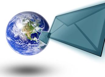 Forward Mail Globally