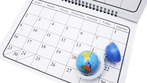 Travel Dates and Pricing Calendar
