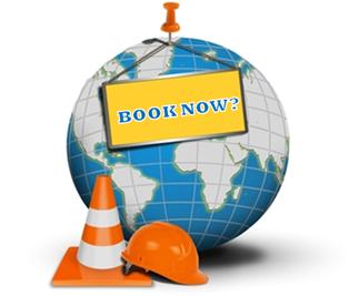 Travel Website Trust Warning Sign