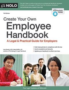 Nolo Employee Handbook Legal Guide