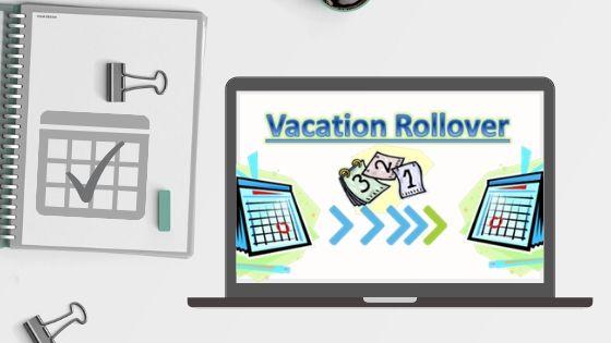 Vacation Rollover Survey Blog Post